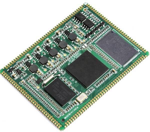 利用无源晶体的有源晶振不仅技术上可行,而且可以降低成本.