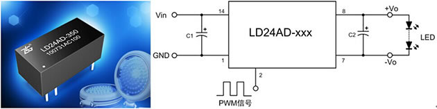 """所以LED照明取代传统照明是大势所趋、义不容辞的。 撬开财富大门的钥匙您有了,但是撬开大门的决心您有吗?我司的LD系列产品及交流市电LED驱动IC等,就是您实现梦想的动力源。LD系列LED驱动器性能卓越,安全可靠,是您LED优质的""""源""""动力!此系列驱动模块可以使你快速搭建产品,并实现恒流驱动LED,并轻松结合MUC实现智能调光应用。"""