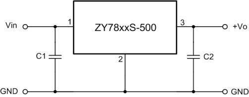 2,隔离电源模块输出正负电压
