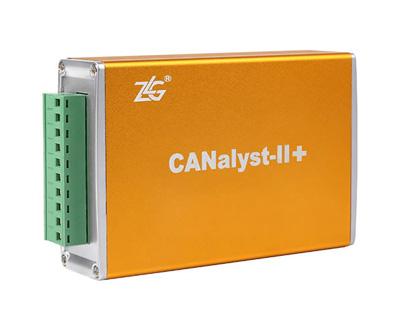 CANalyst应用协议分析工具