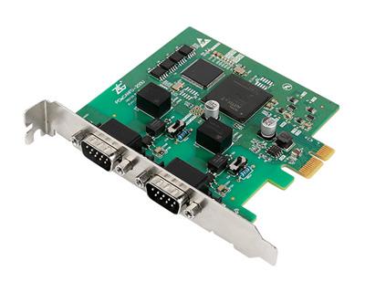 PCIe接口CANFD卡