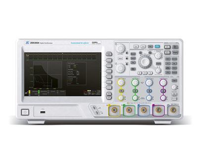 ZDS3024示波器