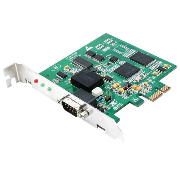致远电子PCIe-9221是一款PCI Express x1规格的双路CAN接口卡,带有2路CAN接口的高性能CAN接口卡。PC机可以通过PCIe接口连接至CAN网络,构成实验室、工业控制、智能小区等CAN网络领域中的数据采集与数据处理。 PCIe-9221采用小尺寸设计,可兼容任何类型的3.3 V/DC PCI Express插槽。使用了高端的PCIe控制芯片,通讯速度极高,实时性很强。CAN接口自带磁耦隔离模块,使其避免由于地环流的损坏,强大的抗静电和浪涌能力,使之可以在恶劣环境中使用。 本系列产品均